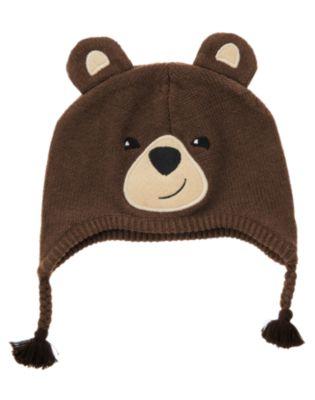 Своими руками шапка-медведь
