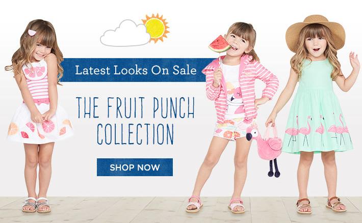 Fruit Punch Tree Part - 29: 80%OFF NEW Gymboree Fruit Punch Tropical Girl U0026 Palm Tree Gem Sequin Shirt 7